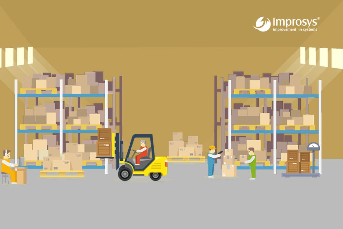 Wms Software In Pune Warehouse Management Software From