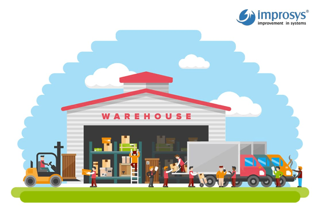 WMS Software in Pune | Warehouse Management Software from Improsys Pune